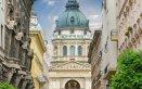 Budapest, ponti, sul, Danubio