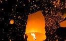 lanterne carta fiamma