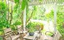 pulizia giardino terrazzo spazi esterni polvere foglie