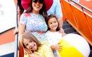 figli vacanze viaggio montagna lago campagna mare benefici mamme donne donna