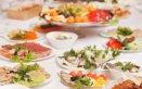 Il buffet matrimonio sposi