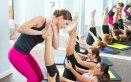 pilates yoga sport salute