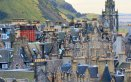 Scozia cornamusa Castelli Edimburgo