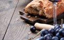 uva tavola cucina autunno