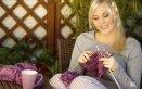 idee cucito lavoro a maglia lana ferri