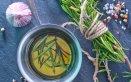 Sale, limone e aceto benessere bellezza casa pulizia donne donna