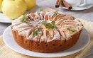 torta mele facile olio leggera