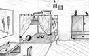 Come organizzare la cameretta di tuo figlio