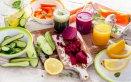 dieta detox, depurare fisico, regime liquido