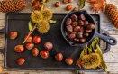 castagne, cucina, ricette