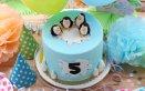 pinguini pasta di zucchero, come fare pinguini