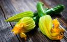 fiori di zucca, come pulirli, cucina
