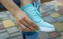 macchie scarpe da ginnastica, lavare scarpe da ginnastica, pulire scarpe da ginnastica