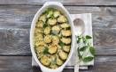 zucchine, forno, sapore