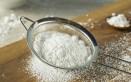 zucchero a velo, fatto in casa, preparazione