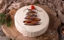 torte di compleanno natalizie, torte di compleanno natale, decorazioni natalizie per torte