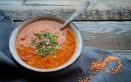 lenticchie rosse decorticate, come cucinarle, zuppa