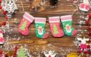 calza della befana personalizzata, calza della befana fai da te, calza della befana decoupage, calza della befana decorazioni