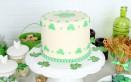 torte san patrizio, torte san patrizio idee, torte san patrizio decorazioni