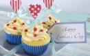 cupcake festa del papà, decorazioni festa del papà, cake design festa del papà, dolci festa del papà