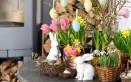 albero di Pasqua, decoupage Pasqua, decorazioni pasquali