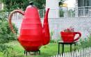 arredo giardino idee, arredo giardino riciclo creativo, arredo giardino fai da te