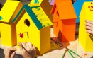 costruire casetta uccellini