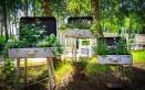 vasi originali giardino, portavasi originali giardino