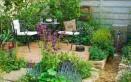 arredamento, giardino piccolo, come decorarlo