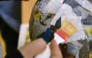 ciotole fai da te, ciotole fatte di carta, ciotole fatte a mano