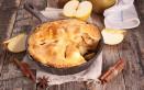 torta di mele, padella, come si prepara