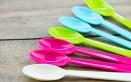 riusare cucchiai plastica