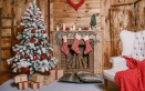 alberi di Natale addobbati 2019, tendenze, decorazioni