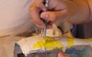 maschere cartapesta decorare casa