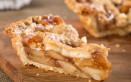 crostata, mele, cannella