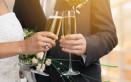 Brindisi per gli sposi