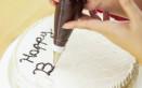 come scrivere torte, scritte torte