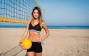 calorie bruciate beach volley