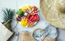 calorie, frutta, estate