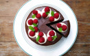 torte decorate panna cioccolato, torte decorate panna, torte decorate cioccolato, torte decorazioni panna cioccolato
