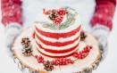 torte invernali decorate, torte inverno decorate