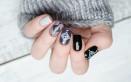 decorazione unghie, inverno 2021, trend nail art