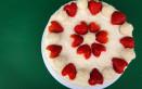 come decorare torta cocco, torta cocco decorata