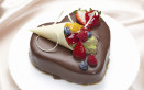 torte san valentino decorate cioccolato, torte san valentino decorate, torte decorate cioccolato
