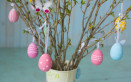 albero pasqua decorazioni