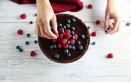 come decorare crostata cioccolato, decorazioni crostata cioccolato