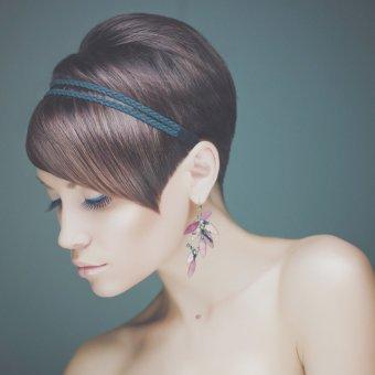 acconciature, capelli corti, hair style