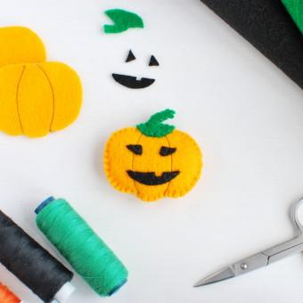 modelli decorazioni halloween, decorazioni halloween feltro, disegni halloween
