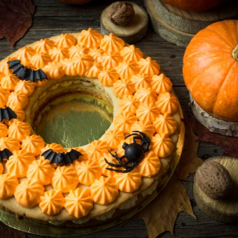decorazioni torte halloween, torte halloween, idee decorazioni halloween