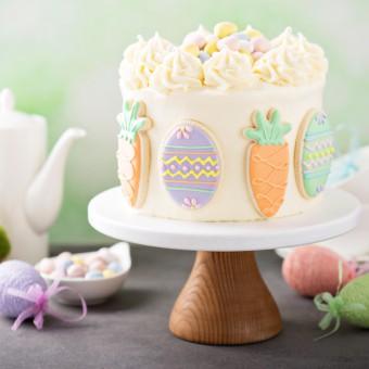 decorazioni torte pasquali, torte pasquali pasta di zucchero, decorazioni pasquali con pasta di zucchero